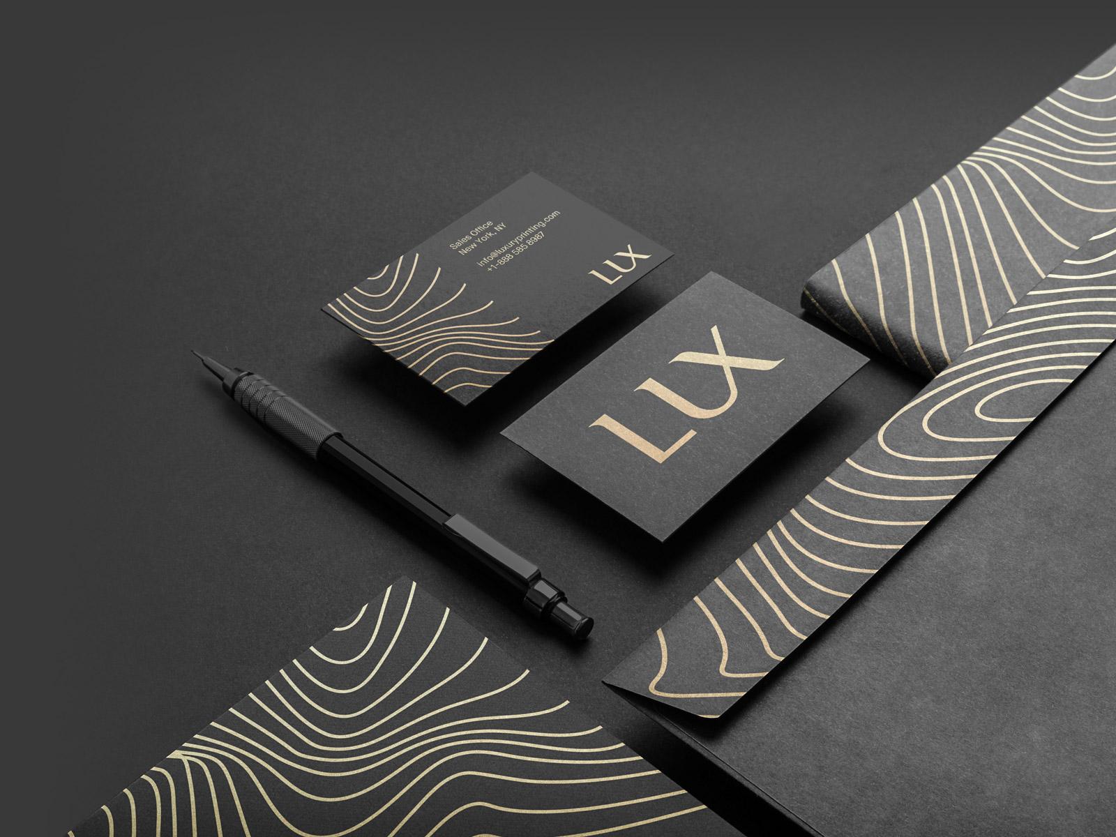 Luxury Printing