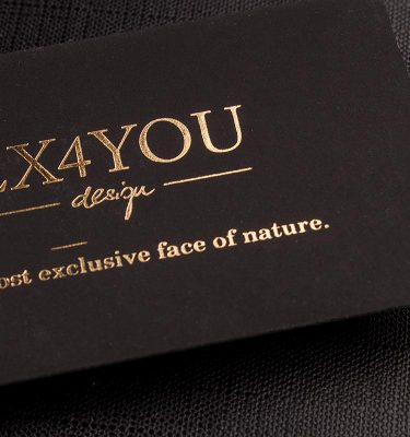 Suede Business Cards 3.5x2 | Luxury Printing